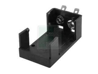 KEYSTONE ELECTRONICS 1295 Universal 9 V Battery Holder with Male/Female Snap-in Quick-Fit Terminals - 10 item(s)