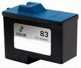 Pack Z55 (Lexmark #83 factory (OEM) Color Print Cartridge 18L0042)