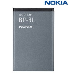 Battery Packs Nokia Original BP-3L Lumia 710 Li-Polymer 1300 mAh