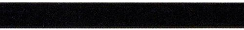 American Crafts 1/2-Inch Velvet Ribbon, 3-Yard Spool, Black by American Crafts