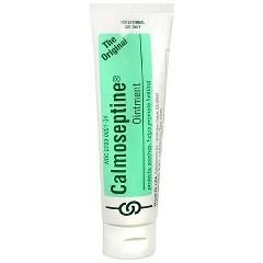 Calmoseptine Calmoseptine Diaper Rash Ointment Tube, 2.5 oz (Pack of 2)