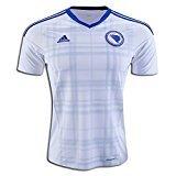 adidas Soccer Replica Jersey: adidas Bosnia And Herzegovina Away Replica Soccer Jersey 2016 XL
