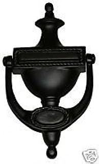 25.40 cm 515 Aus Gusseisen Urnen-Stil Schwarz Muster Wirbel Fensterfeststeller