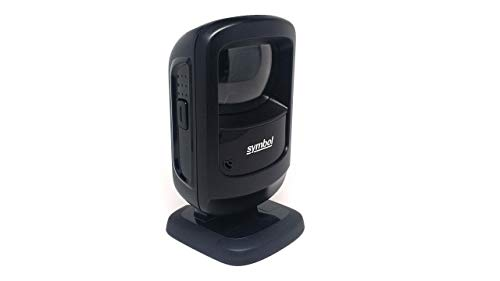 Zebra (Formerly Motorola Symbol) DS9208 Digital Hands-Free Barcode Scanner (1D and 2D) with USB Cable (Renewed)