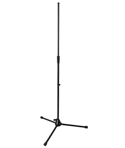 On-Stage MS9700BPLUS Heavy-Duty Tripod Base Microphone Stand