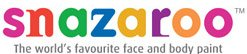 Snazaroo Face Paint 12ml Face - Body Glitter Gel, Silver