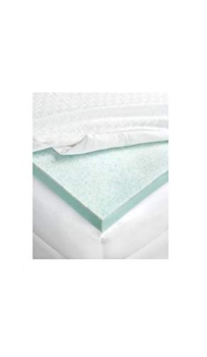 Cheap Lauren Ralph Lauren 3'' Latex Fusion Memory Foam Queen Mattress Topper ralph lauren mattress topper