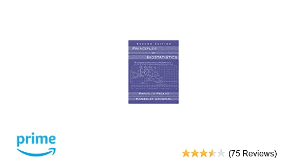 Principles of biostatistics with cd rom 9780534229023 medicine principles of biostatistics with cd rom 9780534229023 medicine health science books amazon fandeluxe Images