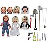 Action Figure Bride of Chucky Ultimate Chucky & Tiffany Two-Pack ()