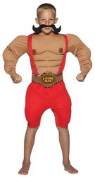 Children's Strong Man Costume (Strongman Costume - Medium)