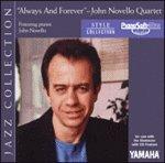 Modules Yamaha Sheet Music - John Novello Quartet - Always And Forever - (for Cd-compatible Modules)