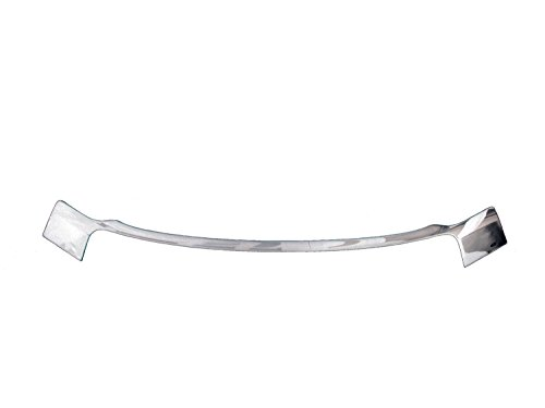 Chrome Aeroskin Hood Shield - Auto Ventshade 622001 Aeroskin Flush Mount Chrome Hood Protector for 2009-2014 Ford F-150