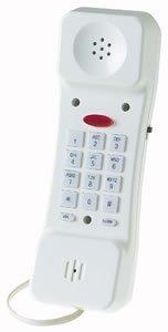 Hotel Telephone (21105 1 Pc Hotel Phone-WHITE)