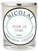 Fleur de Tiare by Parfums De Nicolai Candle 6 oz by PARFUMS DE NICOLAI