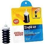 (Office Depot(R) Model 40 (51626A) Black Inkjet Refill Kit)