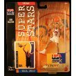 TIM DUNCAN * 2000 OLYMPICS MEN'S BASKETBALL TEAM U.S.A. * NBA Team Super Stars Limited Edition Figure, USA Display Base & Exclusive Topps Collector Trading Card - Exclusive Olympic Star