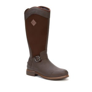 Muck Boot Women's Reign Tall Snow Boot, Chocolate/Bison, ...