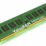 Kingston Technology ValueRAM 8GB 1600MHz DDR3 ECC Reg CL11 DIMM DR x8 with TS Intel Validated Desktop Memory (PC3 12800) KVR16R11D8/8I