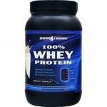 100% Whey Protein Creamy Vanilla 2 lbs by BODYSTRONG
