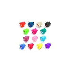 Mixed Colors Bulk Prewrap for Athletic Tape - 48 Rolls, Rainbow