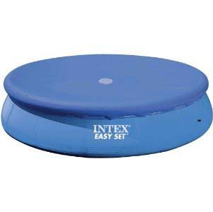 Intex Metal Frame Pool Cover - 12 ft.