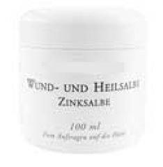 Zinksalbe Wund- und Heilsalbe 100 ml / Wirkstoff: Zinkoxid