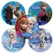 Disney Frozen Movie Stickers - 100 Per Pack