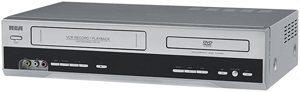 RCA DRC6355N DVD / VCR Combo Player