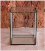 Terrarium mit Falltür 20x20x30 cm ZGM