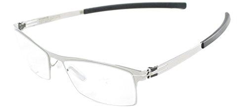 ic! Berlin Alwin C. Flex Chrome gunmetal Metal - Berlin Glasses