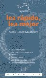 img - for Lea Rapido, Lea Mejor (Spanish Edition) book / textbook / text book