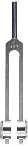 - ADC Aluminum Alloy Tuning Fork , 128 CPS