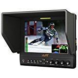 Lilliput 7'' 663/S2 3G SDI IPS 1080P HDMI In Out On Camera Field 1280*800p Monitor