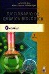 img - for DICCIONARIO DE QUIMICA BIOLOGICA 2  ed. book / textbook / text book