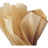 Acid Free Tissue Paper 200 Bulk Sheets 15 x 20 inch Ph Neutral by Flawless Packaging