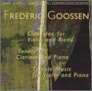Goossen: Clausulae for Violin & Piano (Most Relaxing Piano Album)