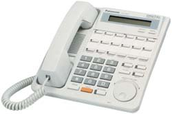 Systems Kx Td Telephone (Panasonic KX-T7431W Digital 12-Line Speakerphone with LCD Readout (White))