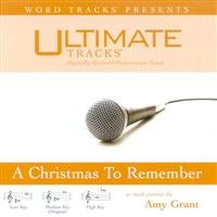 A Christmas to Remember [Accompanyment C - Amy Grant Accompaniment Shopping Results