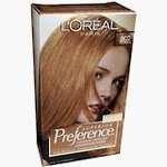 Light 9gr (L'oreal Preference Hair Color-#9gr Light Golden Reddish by L'Oreal Paris)