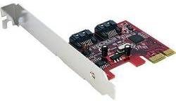 STARTECH.COM 2 PORT PCIE SATA 6 GBPS CONTROLLER CARD