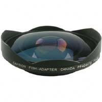 Cavision LFA04X72 0.4x Fish-Eye Adapter, for Lenses with 72mm Filter (Cavision Lens Converters)