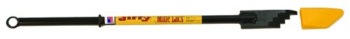 Ice Fishing Chisel - Jiffy 3541 Mini Mille Lacs 30-Inch Chisel (1-Piece)