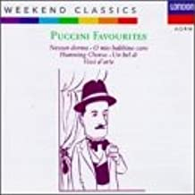 Weekend Favourites-Weekend Classics - Puccini Favorites