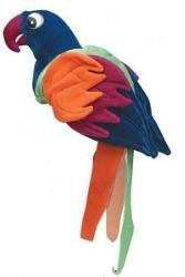 [20051 Parrot Hat] (Parrot Head Hat)