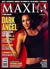 (Maxim Magazine October 2000 (Dark Angel Jessica Alba spreads her wings!))