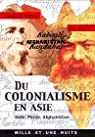 Du colonialisme en Asie : Inde, Perse, Afghanistan par Engels