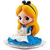 Banpresto Q Posket Sugirly Disney Characters Alice in Wonderland Alice Normal Color Ver -