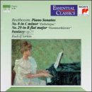 Beethoven: Piano Sonatas No. 8 Pathetique & No. 29 Hammerklavier; Fantasy, Op. 77