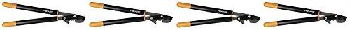 Fiskars 25-Inch Ultra Blade Power Gear Bypass Lopper (9136) (4-(Pack))
