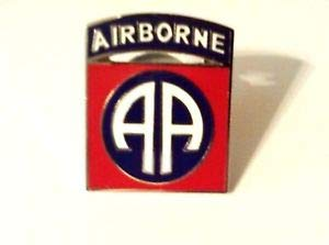 U.S. Army 82nd Airborne Lapel/Hat Pin 5/8